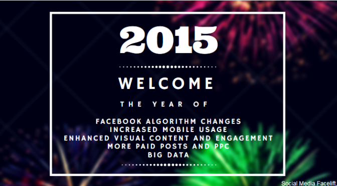 2015 predictions, social media